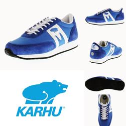KARHU(カルフ)/スニーカー(ALBATROSS) Blue x White