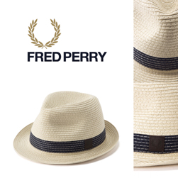 FRED PERRY(フレッドペリー)/ストロートリルビーハット(HW1621) Natural