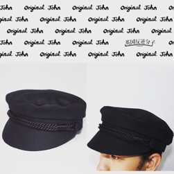 Original John(オリジナルジョン)/リバプールハット Black