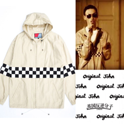 Original John オリジナルジョン / ジェームスジャケット(JAMES JACKET) Beige -送料無料-
