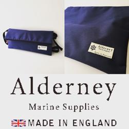 Alderney アルダニー / サコッシュバッグ(DESPATCH) Navy