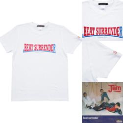 Original John オリジナルジョン / プリントTシャツ(BEAT SURRENDER) White
