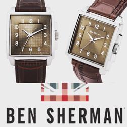Ben Sherman ベンシャーマン / アナログウォッチ(BS028) Brown