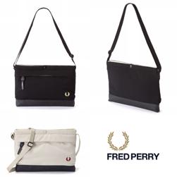 FRED PERRY フレッドペリー / ピケサコッシュバッグ(F9543)