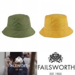 FAILSWORTH フェイルスワース / リバーシブルバケットハット Olive x Mustard