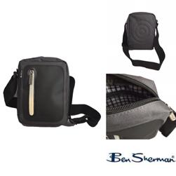 Ben Sherman ベンシャーマン / クロスボディバッグ Charcoal