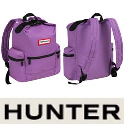 HUNTER ハンター / オリジナル ミニ トップクリップ バックパック ナイロン Thistle -送料無料-