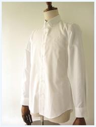 FRED PERRY(フレッドペリー)/オックスフォードボタンダウンシャツ(F4319) White -送料無料-