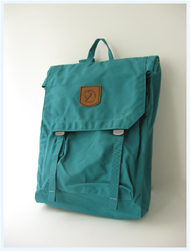 FJALLRAVEN(フェールラーベン)/フォールドサック(Foldsack No.1) Copper Green -送料無料-