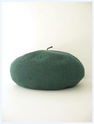 PUB(パブ)/ベレー(Linen Summer Beret) Green