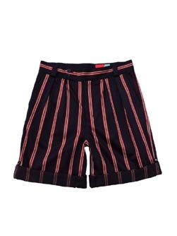Original John オリジナルジョン / グルカショーツ(GURKHA SHORTS) Red Stripe